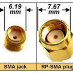 Transmit & Receive Omnidirectional universal 5.8G antenna RP-SMA