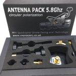 Antenna Pack 5.8Ghz Polarised